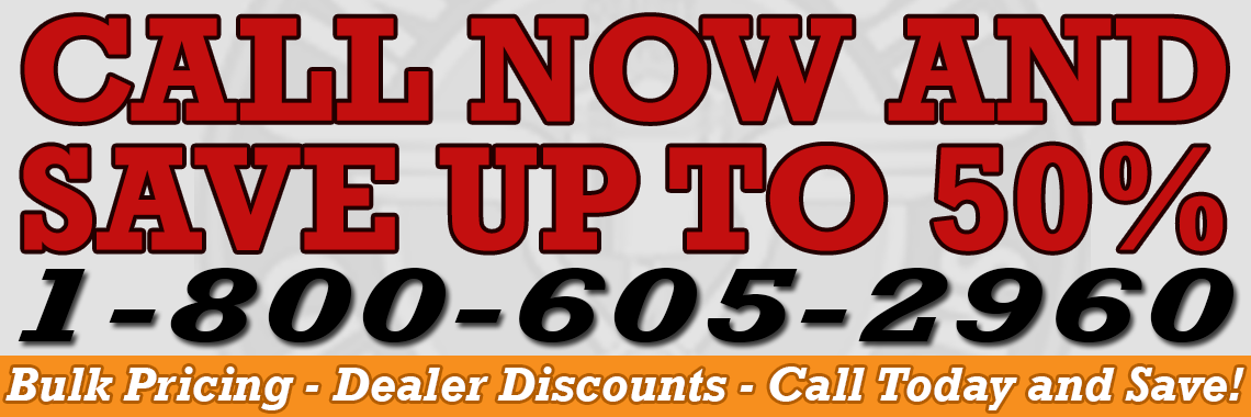 Call Now and Save up to 50%