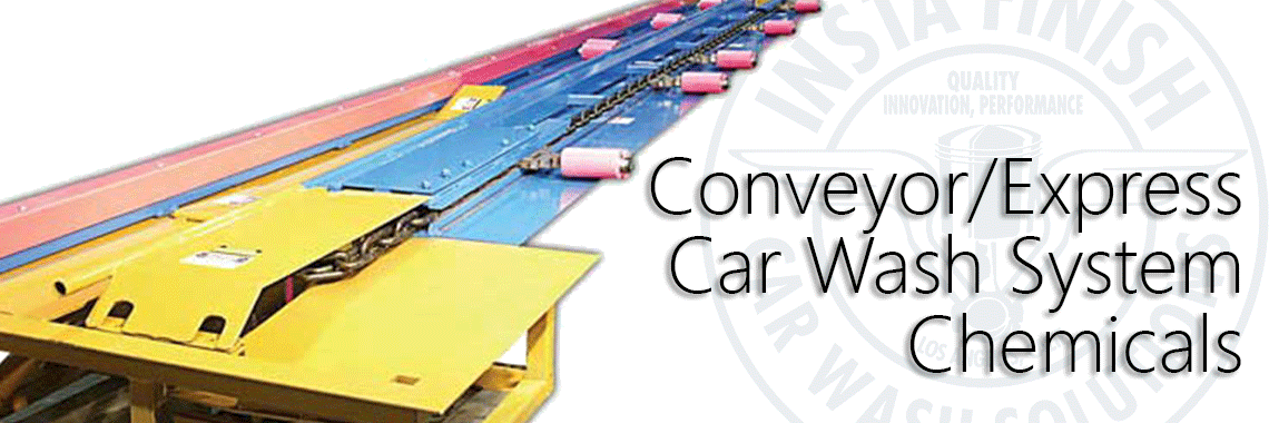Conveyor/Express Car Wash Chemicals