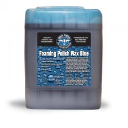 Foaming Polish Wax Blue