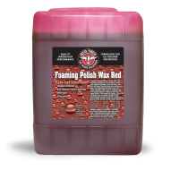 Foaming Polish Wax Red
