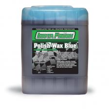 Polish Wax Blue