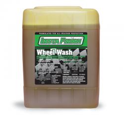 Wheel Wash
